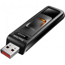 Backup to USB Flash Drive
